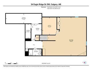 Photo 47: 54 Eagle Ridge Drive SW in Calgary: Eagle Ridge Detached for sale : MLS®# A1142942