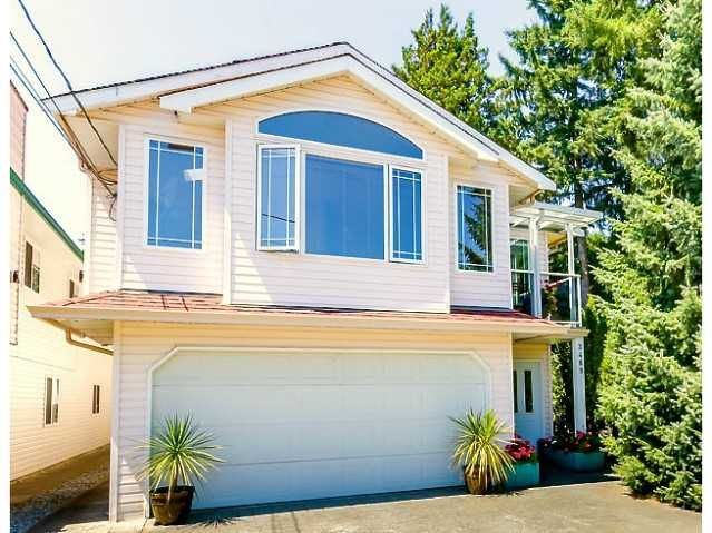 Main Photo: 3469 LIVERPOOL Street in Port Coquitlam: Glenwood PQ House for sale : MLS®# V1131330