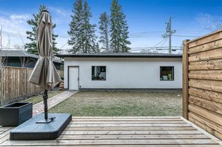 Photo 32: 513 28 Avenue NW in Calgary: Mount Pleasant Semi Detached for sale : MLS®# A1101548