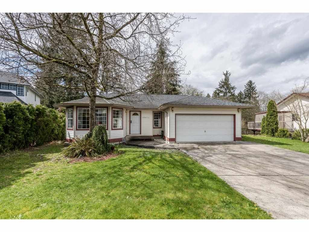 Main Photo: 12471 231ST Street in Maple Ridge: East Central House for sale : MLS®# R2156595