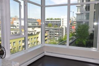 Photo 11: 709 1708 COLUMBIA STREET in Vancouver: False Creek Condo for sale (Vancouver West)  : MLS®# R2059228