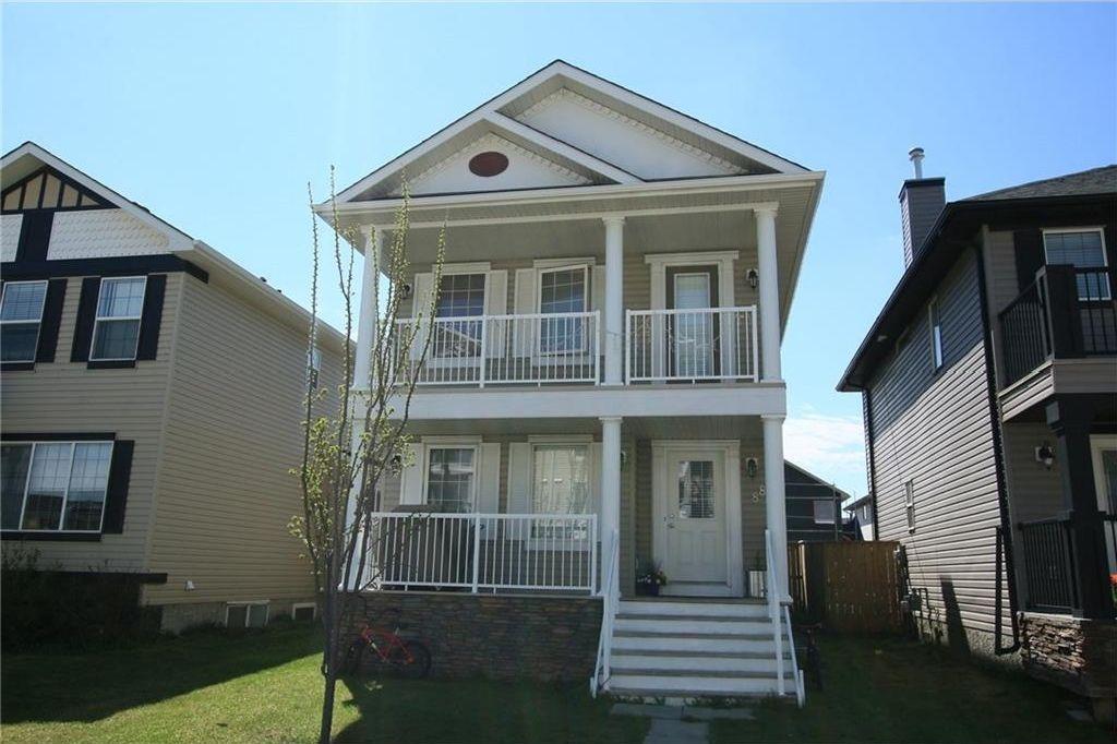 Main Photo: 88 TARALAKE Road NE in Calgary: Taradale House for sale : MLS®# C4129462