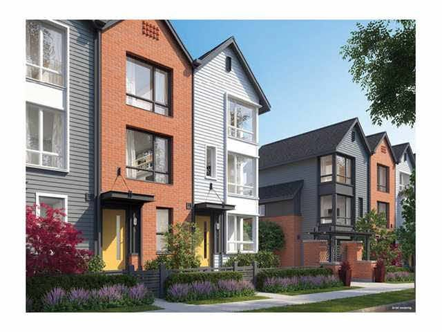 """Main Photo: 32 6868 BURLINGTON Avenue in Burnaby: Metrotown Townhouse for sale in """"Metro"""" (Burnaby South)  : MLS®# R2403325"""