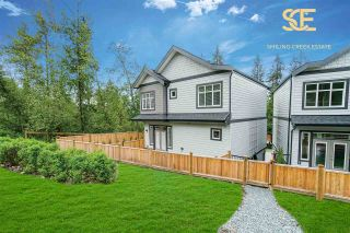 "Photo 3: 105 3499 GISLASON Avenue in Coquitlam: Burke Mountain Townhouse for sale in ""Smiling Creek Estate"" : MLS®# R2475365"