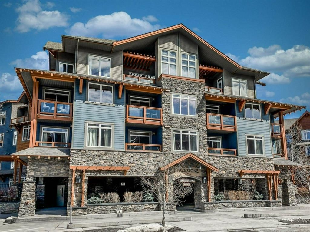 Main Photo: 126A/B 170 Kananaskis Way: Canmore Apartment for sale : MLS®# A1026059