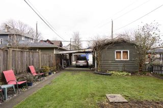 Photo 19: 125 E 22ND AVENUE in Vancouver: Main VW House for sale (Vancouver East)  : MLS®# R2436701