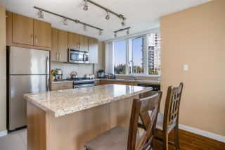 """Photo 10: 1201 660 NOOTKA Way in Port Moody: Port Moody Centre Condo for sale in """"Nahanni"""" : MLS®# R2497996"""