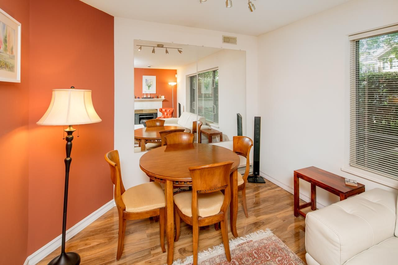Photo 10: Photos: 109 628 W 13TH AVENUE in Vancouver: Fairview VW Condo for sale (Vancouver West)  : MLS®# R2205140