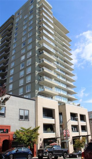 """Photo 1: 1806 39 SIXTH Street in New Westminster: Downtown NW Condo for sale in """"QUANTUM"""" : MLS®# R2408457"""