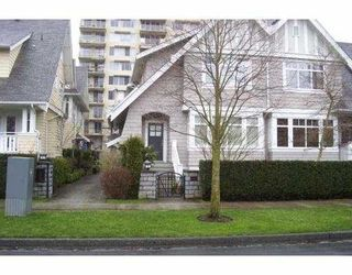 """Photo 1: 5468 LARCH Street in Vancouver: Kerrisdale Townhouse for sale in """"LARCHWOOD"""" (Vancouver West)  : MLS®# V632700"""