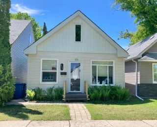 Photo 1: 534 Anderson Avenue in Winnipeg: North End Residential for sale (4C)  : MLS®# 202113841