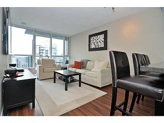 Photo 4: # 2605 833 SEYMOUR ST in Vancouver: Downtown VW Condo for sale (Vancouver West)  : MLS®# V1040577