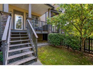 "Photo 37: 120 1480 SOUTHVIEW Street in Coquitlam: Burke Mountain Townhouse for sale in ""CEDAR CREEK"" : MLS®# R2492904"