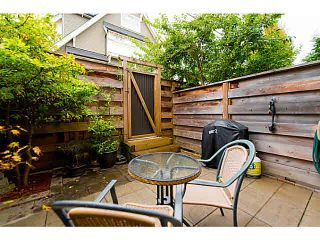 """Photo 7: 3651 COMMERCIAL Street in Vancouver: Victoria VE Townhouse for sale in """"Brix II"""" (Vancouver East)  : MLS®# V1087761"""