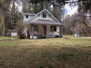 Main Photo: 4081 QUESNEL-HIXON Road in Quesnel: Quesnel - Rural North House for sale (Quesnel (Zone 28))  : MLS®# R2366788
