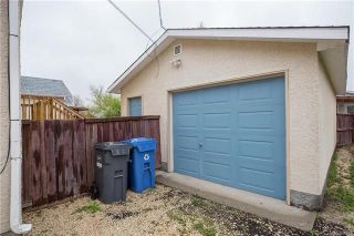 Photo 19: 273 George Marshall Way in Winnipeg: Canterbury Park Residential for sale (3M)  : MLS®# 1812800