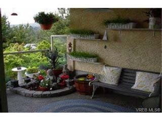 Photo 8: 602 6880 Wallace Dr in BRENTWOOD BAY: CS Brentwood Bay Row/Townhouse for sale (Central Saanich)  : MLS®# 288724