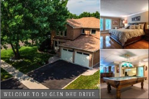 Main Photo: 20 Glen Dhu Drive in Whitby: Rolling Acres House (2-Storey) for sale : MLS®# E4214795