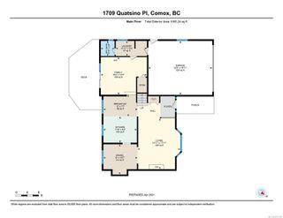 Photo 21: 1709 Quatsino Pl in : CV Comox (Town of) House for sale (Comox Valley)  : MLS®# 872323