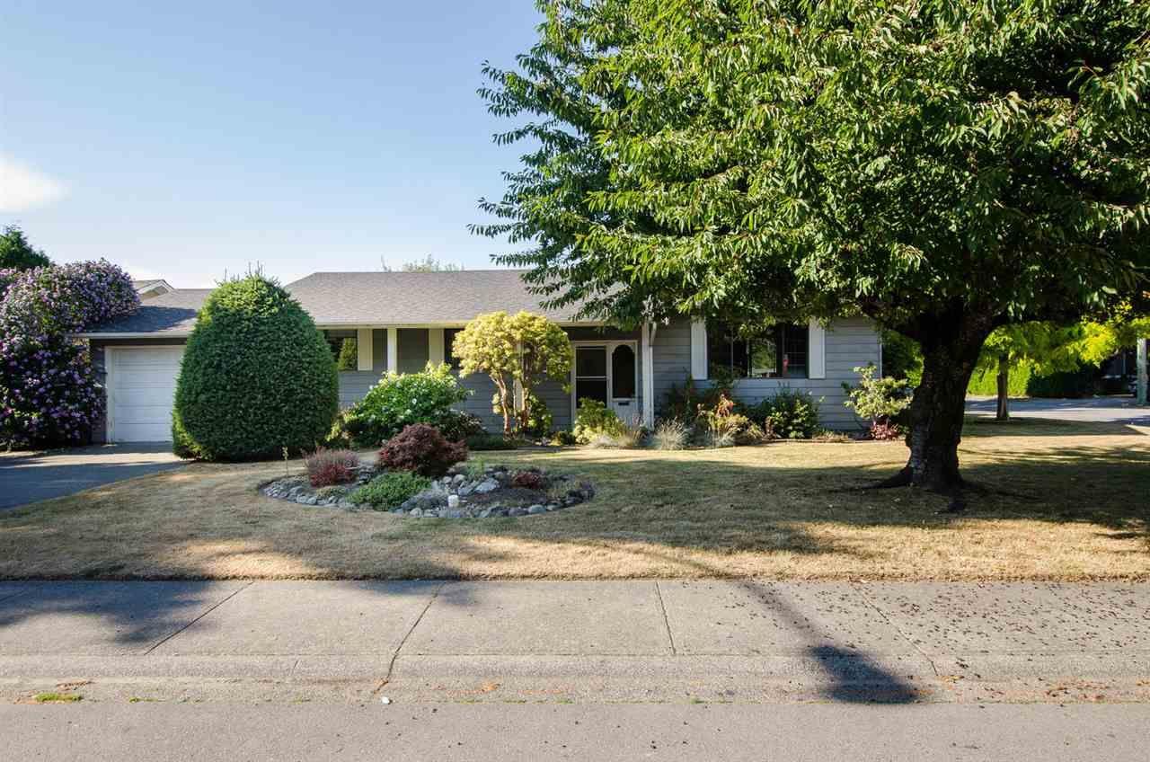Main Photo: 5423 47 Avenue in Delta: Delta Manor House for sale (Ladner)  : MLS®# R2288023