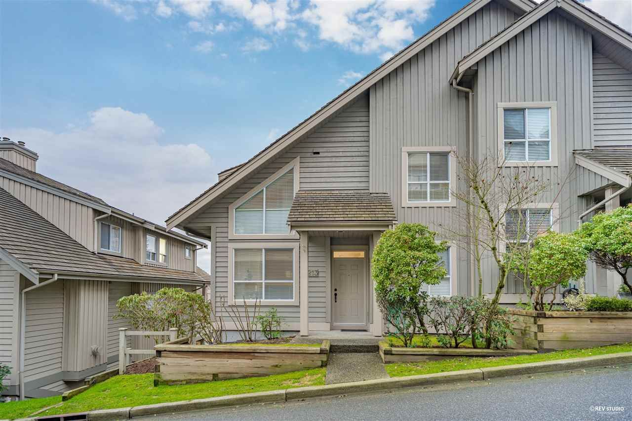 "Main Photo: 213 1465 PARKWAY Boulevard in Coquitlam: Westwood Plateau Townhouse for sale in ""SILVER OAK"" : MLS®# R2538141"