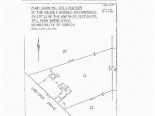 """Photo 8: 2920 CROYDON Drive in Surrey: Grandview Surrey Land for sale in """"Rosemary Hghts Bus. Park & Live Work Area NCP"""" (South Surrey White Rock)  : MLS®# R2328956"""