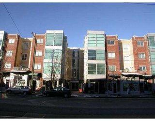 "Photo 1: 403 2929 W 4TH AV in Vancouver: Kitsilano Condo for sale in ""THE MADISON"" (Vancouver West)  : MLS®# V579306"