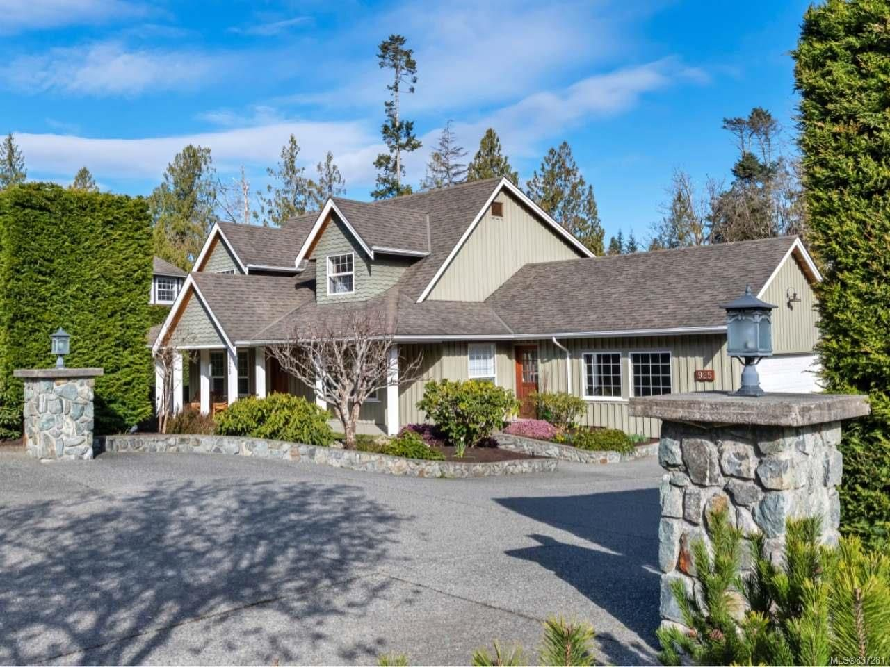 Photo 1: Photos: 925 Lilmac Rd in MILL BAY: ML Mill Bay House for sale (Malahat & Area)  : MLS®# 837281