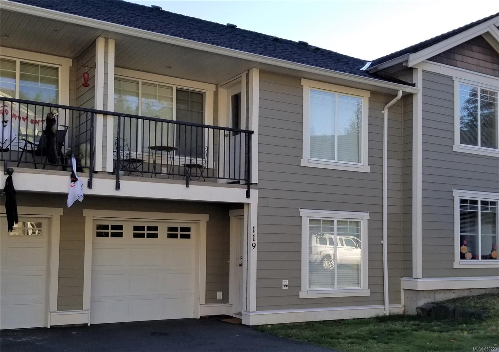 Main Photo: 119 701 Hilchey Rd in Campbell River: CR Willow Point Row/Townhouse for sale : MLS®# 859223