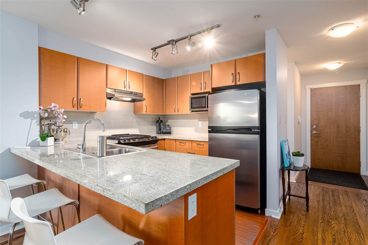 Main Photo: 201 4728 DAWSON Street in Burnaby: Brentwood Park Condo for sale (Burnaby North)  : MLS®# R2482571