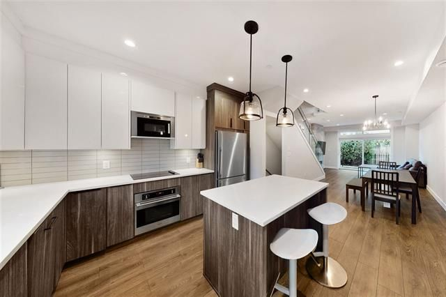 Main Photo: 2410 Dundas Street in Vancouver: Hastings Sunrise Townhouse for sale (Vancouver East)  : MLS®# R2545751
