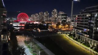 """Photo 14: 805 1661 ONTARIO Street in Vancouver: False Creek Condo for sale in """"SAILS"""" (Vancouver West)  : MLS®# R2615657"""