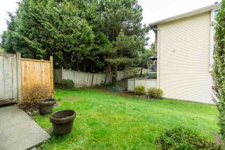 """Photo 20: 30 3087 IMMEL Street in Abbotsford: Central Abbotsford Townhouse for sale in """"Clayburn Estates"""" : MLS®# R2359135"""