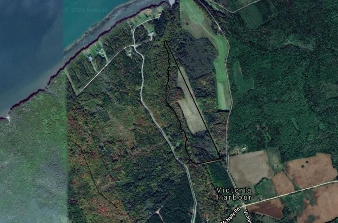 Main Photo: Lot Ormsby Road in Victoria Harbour: 404-Kings County Vacant Land for sale (Annapolis Valley)  : MLS®# 202114774