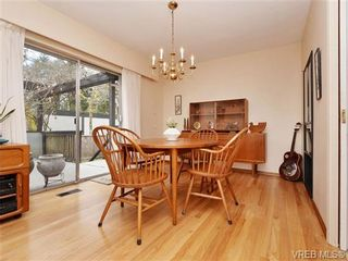 Photo 8: 3528 Plymouth Rd in VICTORIA: OB Henderson House for sale (Oak Bay)  : MLS®# 696453