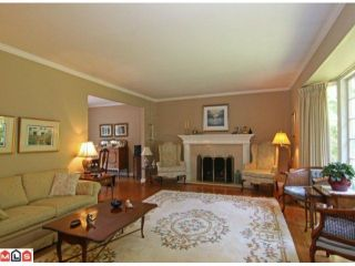 Photo 3: 3023 BALSAM CR in Surrey: Elgin Chantrell House for sale (South Surrey White Rock)  : MLS®# F1110533