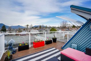 """Photo 28: 317 3423 E HASTINGS Street in Vancouver: Hastings Sunrise Townhouse for sale in """"ZOEY"""" (Vancouver East)  : MLS®# R2553088"""