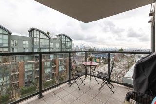 "Photo 21: 504 1428 W 6TH Avenue in Vancouver: Fairview VW Condo for sale in ""SIENA OF PORTICO"" (Vancouver West)  : MLS®# R2546266"