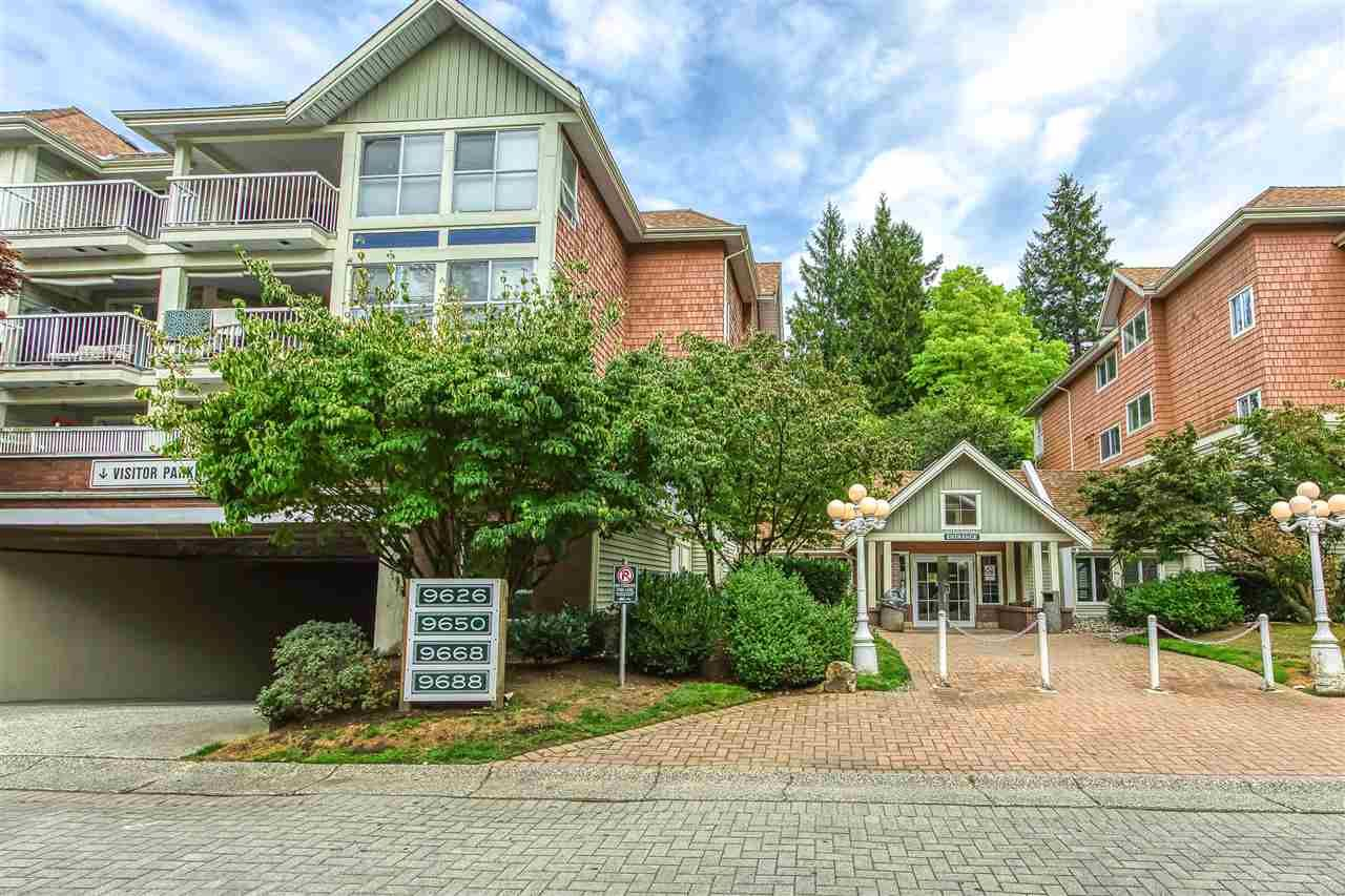 Main Photo: 121 9688 148 STREET in : Guildford Condo for sale : MLS®# R2488896