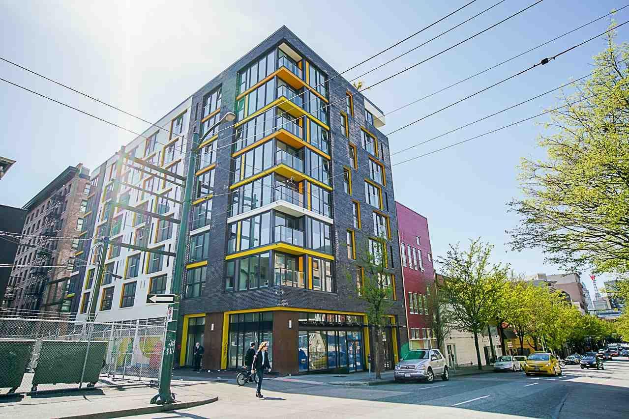 Main Photo: 1005 150 E CORDOVA STREET in : Downtown VE Condo for sale : MLS®# R2262875
