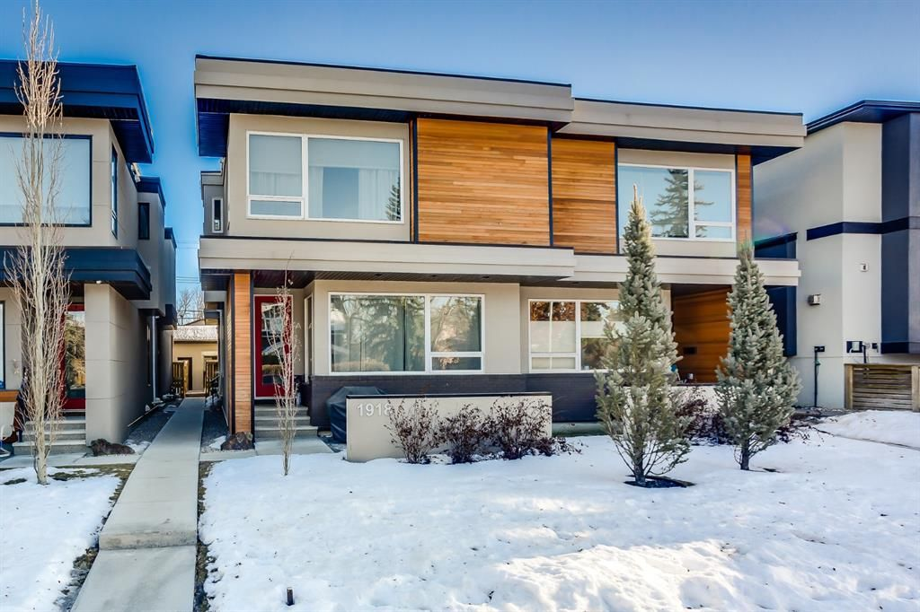 Main Photo: 2 1918 25A Street SW in Calgary: Richmond Row/Townhouse for sale : MLS®# A1058325