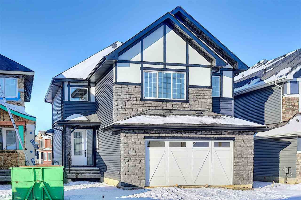 Main Photo: 5735 KEEPING Crescent in Edmonton: Zone 56 House for sale : MLS®# E4229771