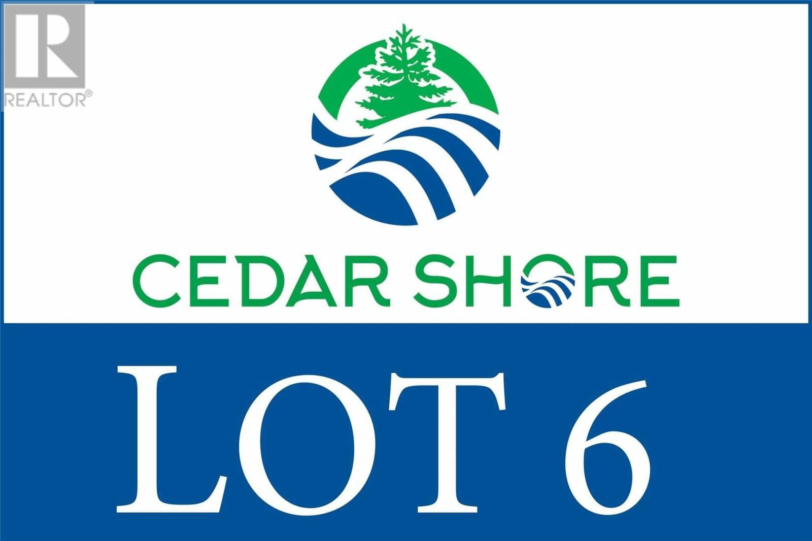 Main Photo: LOT 6 CEDAR SHORE TR in Cobourg: Vacant Land for sale : MLS®# X5382900