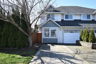Photo 1: A 1910 Noort Pl in : CV Courtenay City Half Duplex for sale (Comox Valley)  : MLS®# 871294
