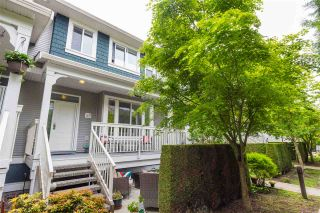 """Photo 1: 49 5999 ANDREWS Road in Richmond: Steveston South Townhouse for sale in """"RIVERWIND"""" : MLS®# R2369191"""