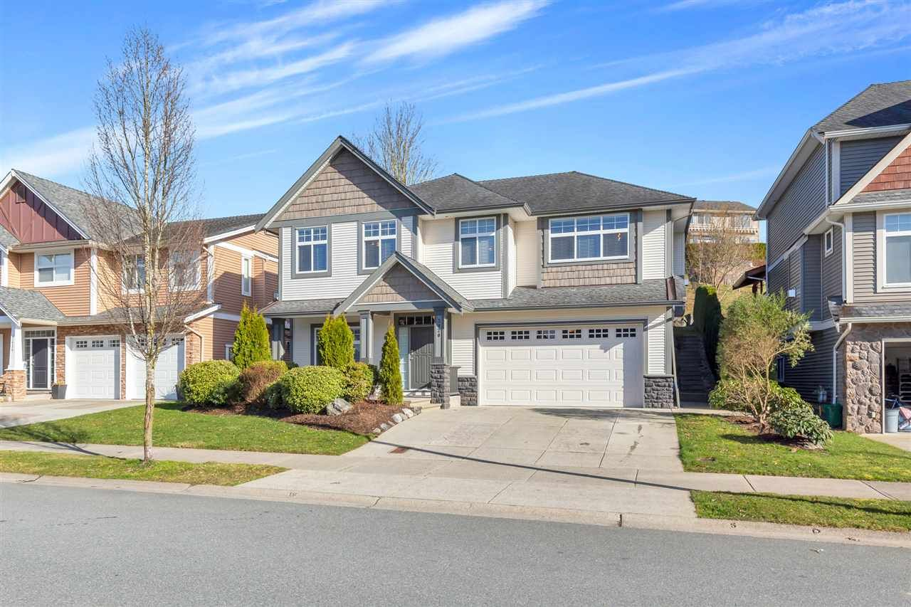 Main Photo: 3920 KALEIGH COURT in Abbotsford: Abbotsford East House for sale : MLS®# R2549027