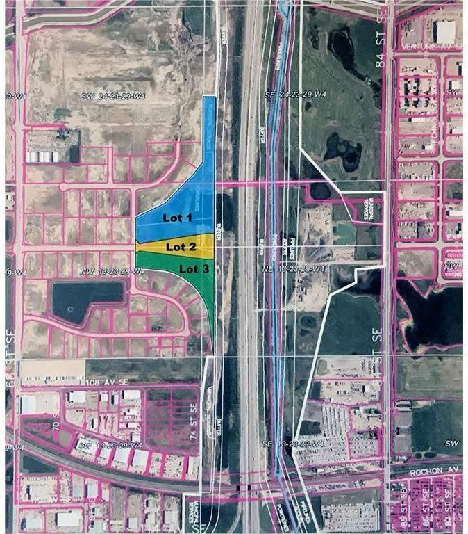 Main Photo: 10646 74 Street SE in Calgary: East Shepard Industrial Land for sale : MLS®# C4131415