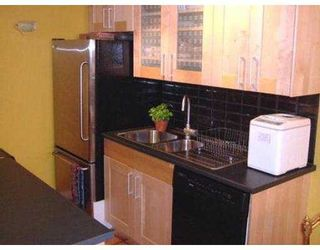 "Photo 4: 101 2125 W 2ND Avenue in Vancouver: Kitsilano Condo for sale in ""SUNNY LODGE"" (Vancouver West)  : MLS®# V537499"