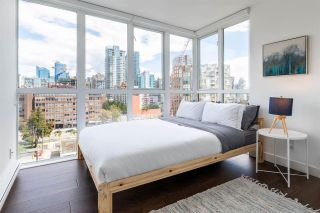 """Photo 14: 1505 907 BEACH Avenue in Vancouver: Yaletown Condo for sale in """"CORAL COURT"""" (Vancouver West)  : MLS®# R2591176"""