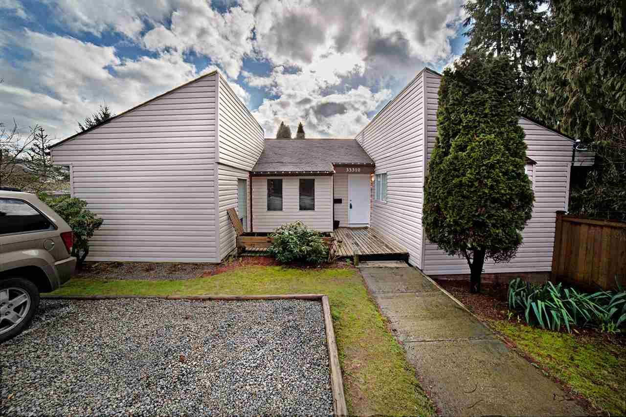 Main Photo: 33310 14TH AVENUE in Mission: Mission BC House for sale : MLS®# R2036304